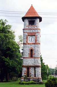 Watch Tower in Sharon CT