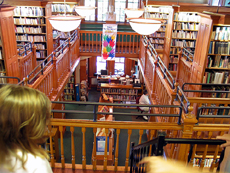 Library in Sharon CT