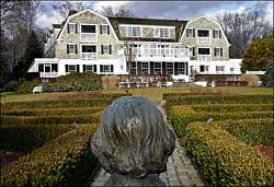Washington CT Mayflower Inn