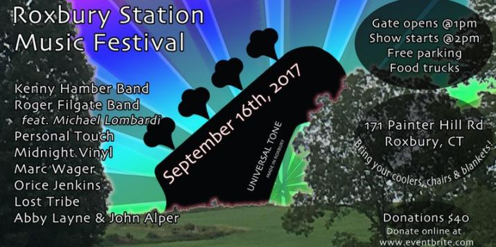 Roxbury Station Music Festival