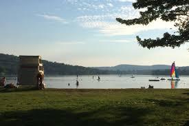 Lake in Warren CT