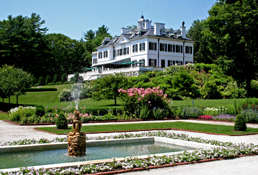 The Mount Estate in Lenox MA