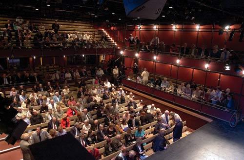 Shakespeare & Company Theater Lenox MA