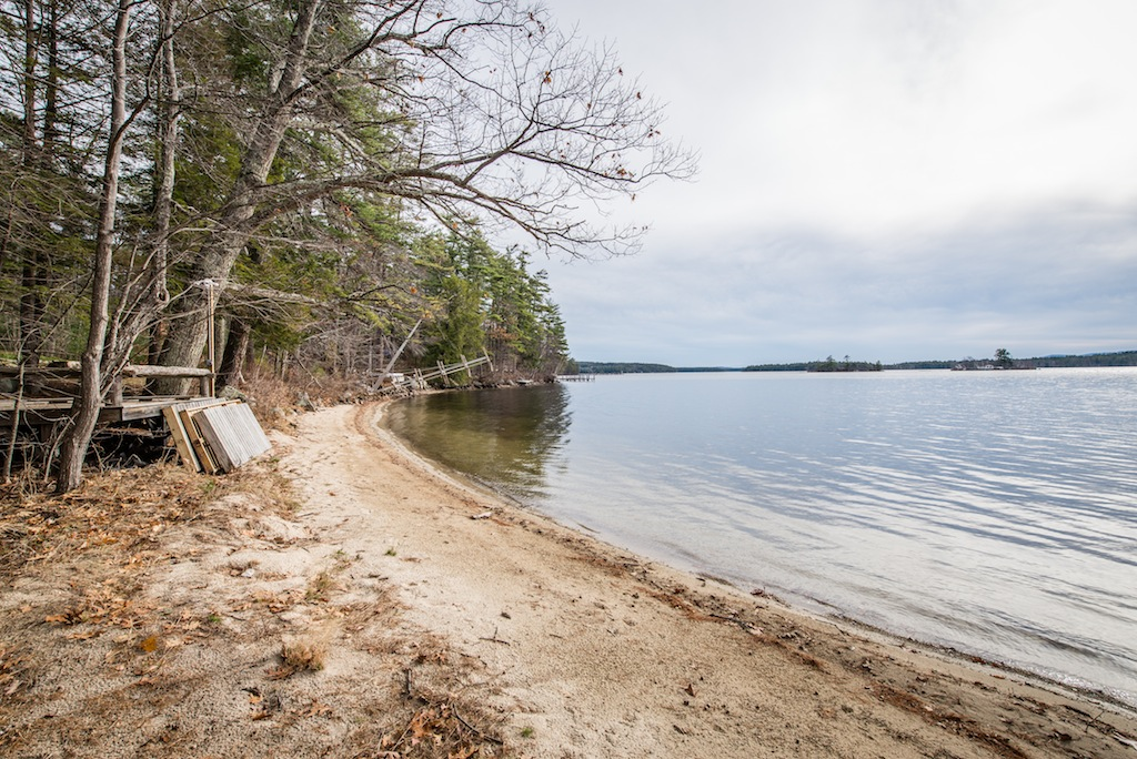 Winnipesaukee Home with Beach