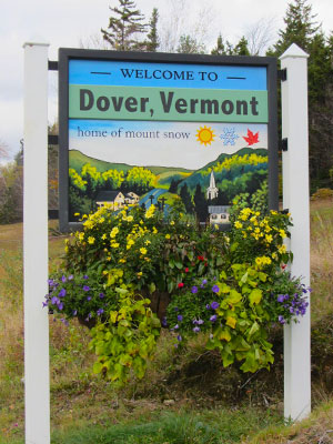Dover Vermont - Home of Mount Snow