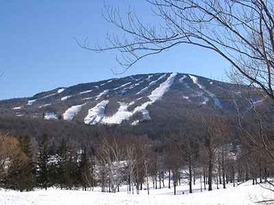 Stratton Mountain in Winhall VT