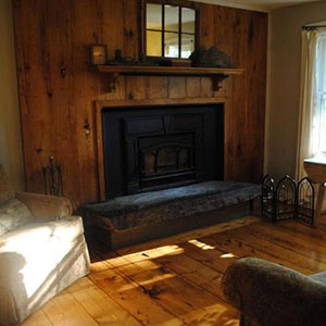 436 Main Street - Fireplace