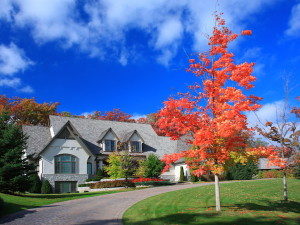 Fall Home Sales