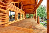 VT Log Homes For Sale