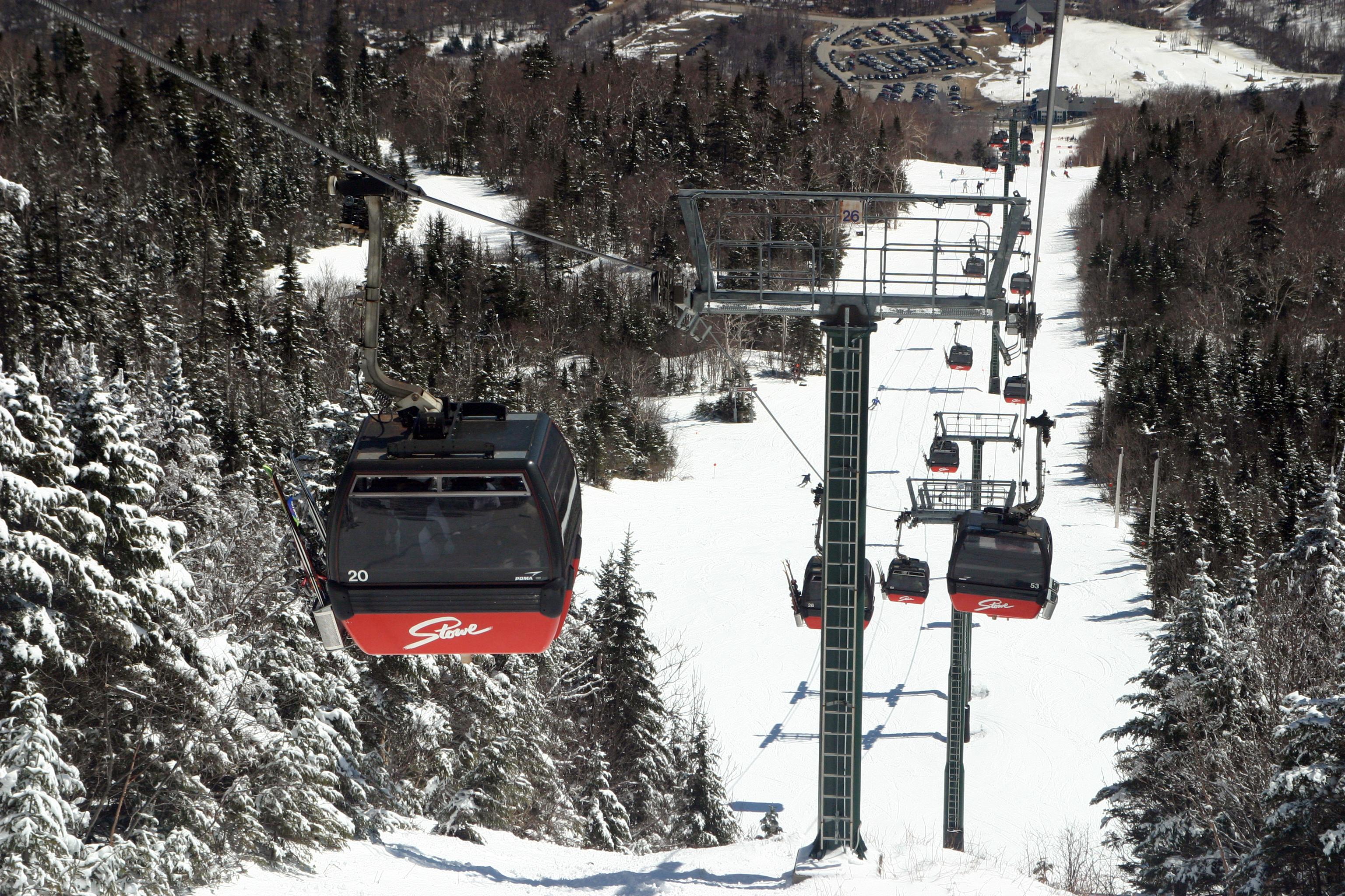 Stowe-Resort-Vermont