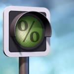 Green Interest Light