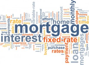 mortgage word cloud