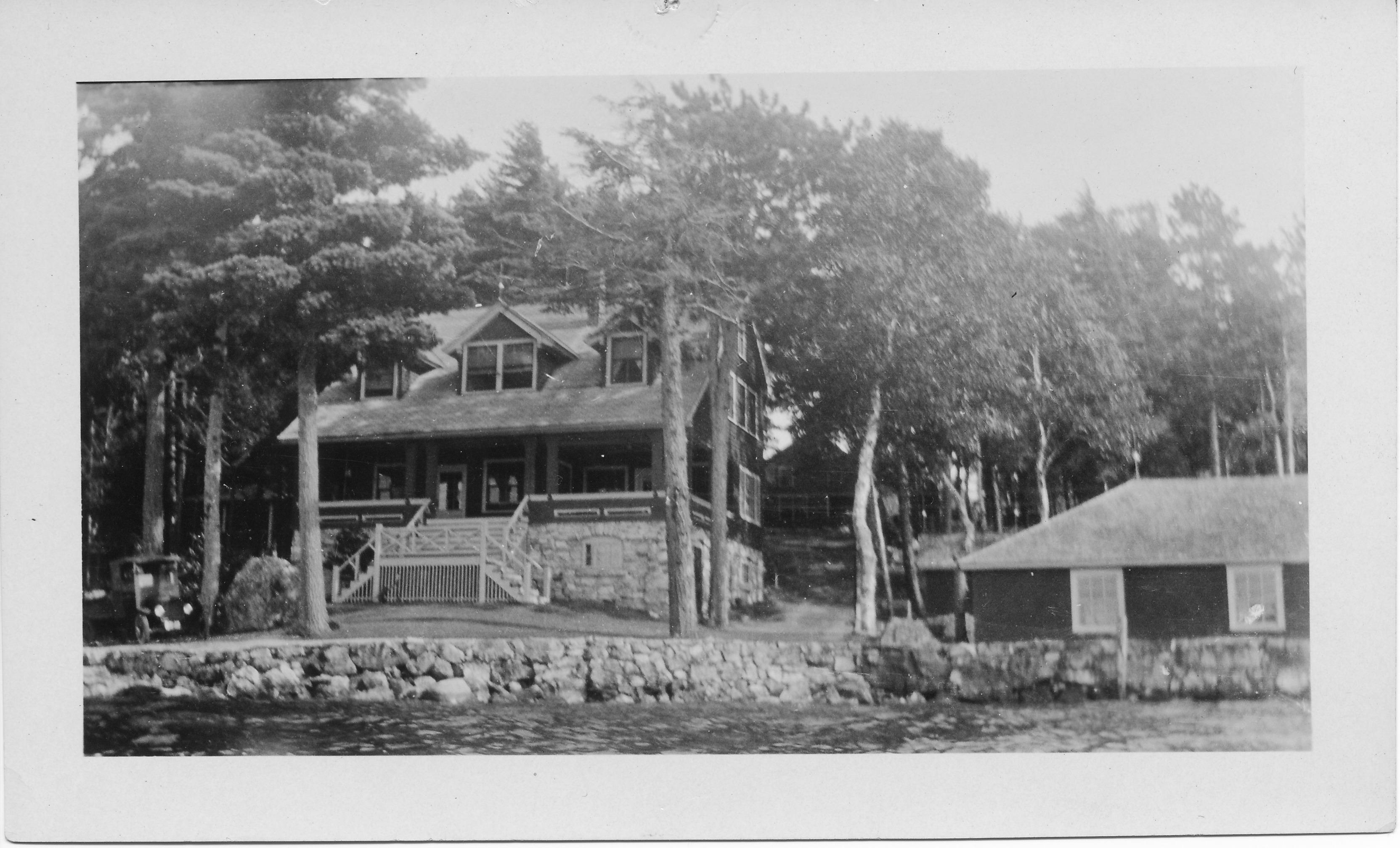 lake winnipesaukee lakefront home vintage winnipesaukee home