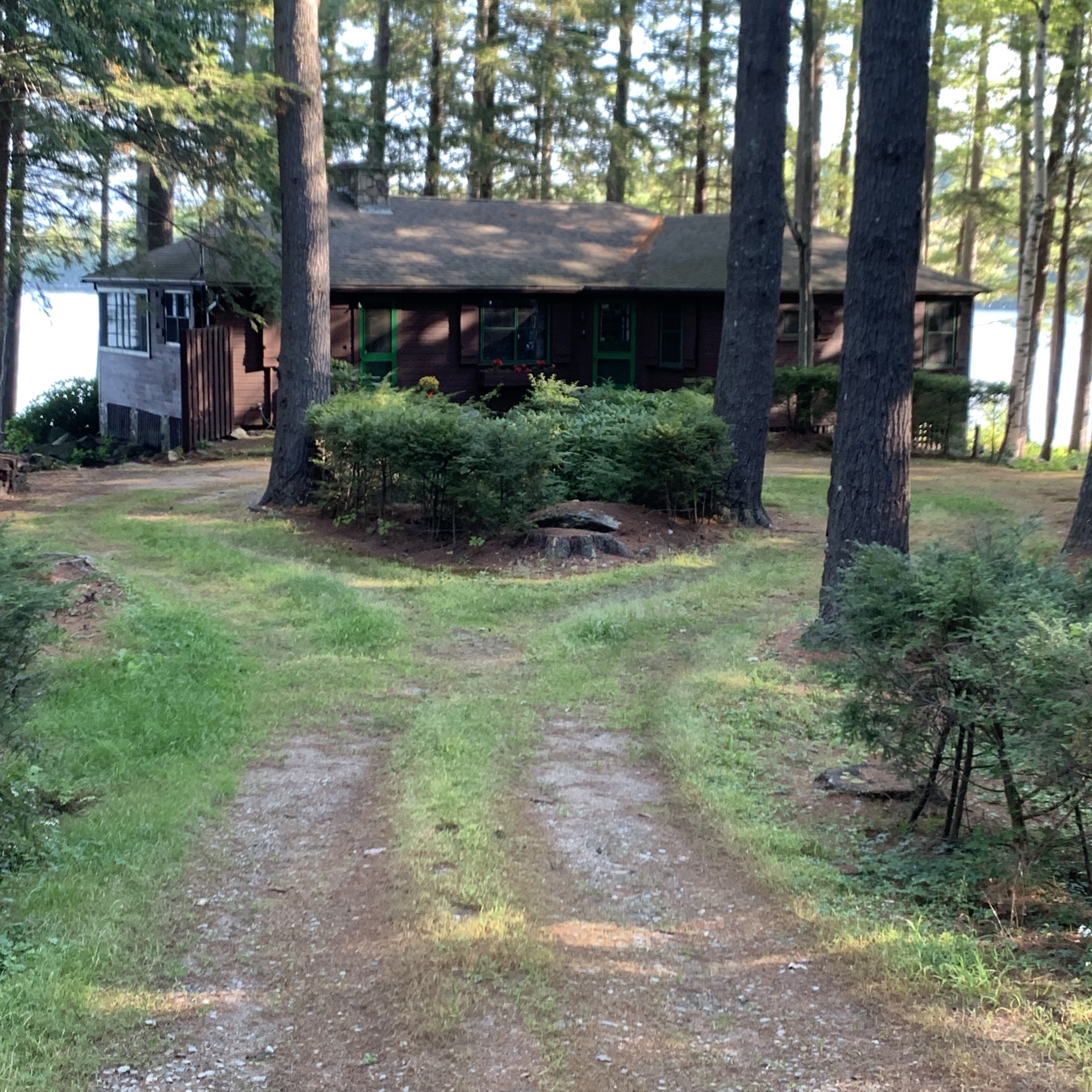 Loon Lake Freedom NH - Waterfront homes for sale on Look Pond