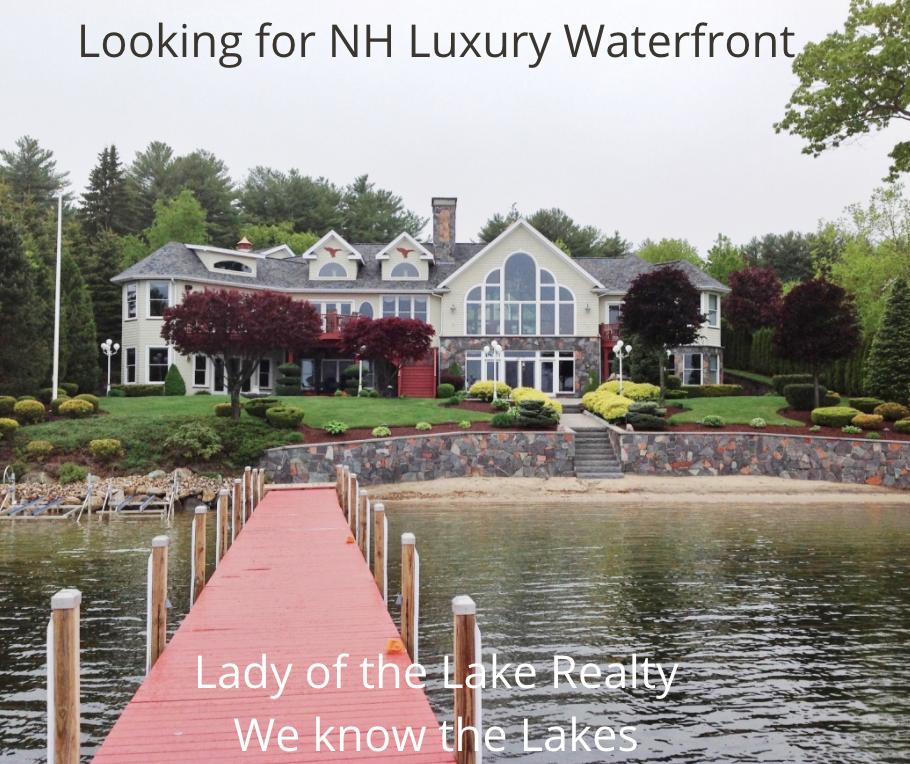 Lake Winnisquam Real Estate - Lake Winnispesaukee lake houses