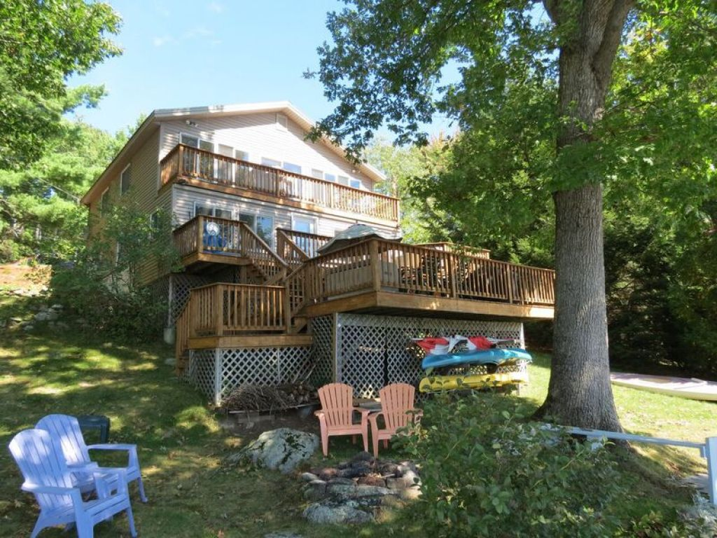 Lovell Lake Home for Sale - Wakefield NH