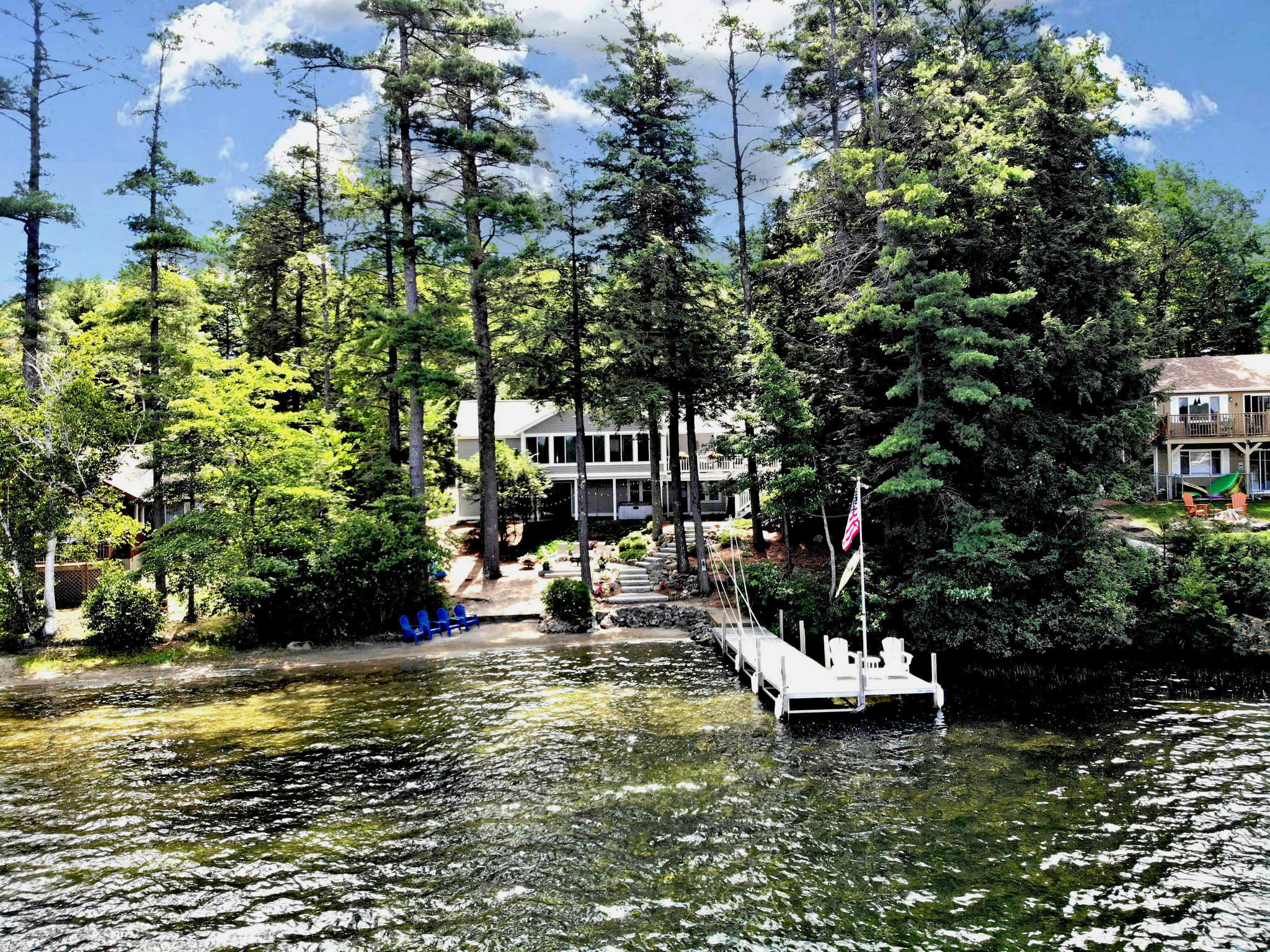 NH Waterfront homes for sale