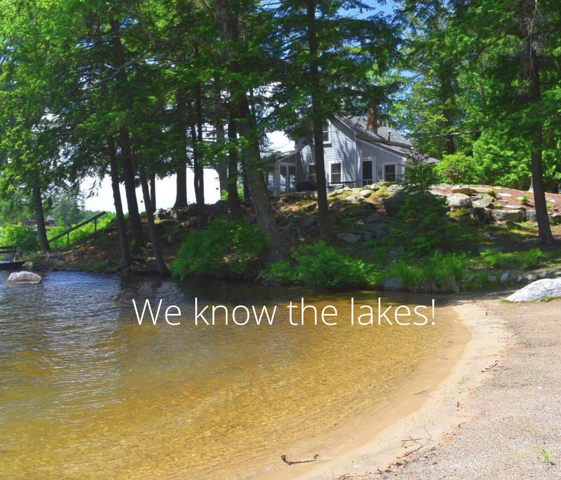 Waterfront homes for sale in NH