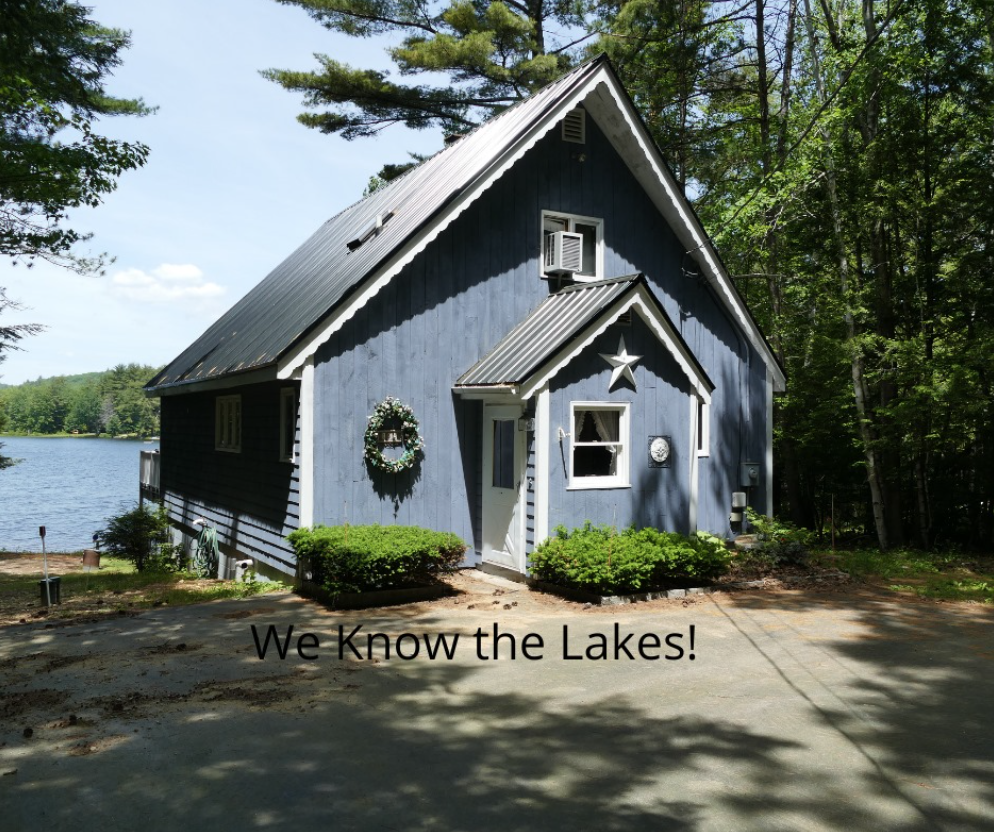 Lake Winnisquam Real Estate - Waterfront homes for sale
