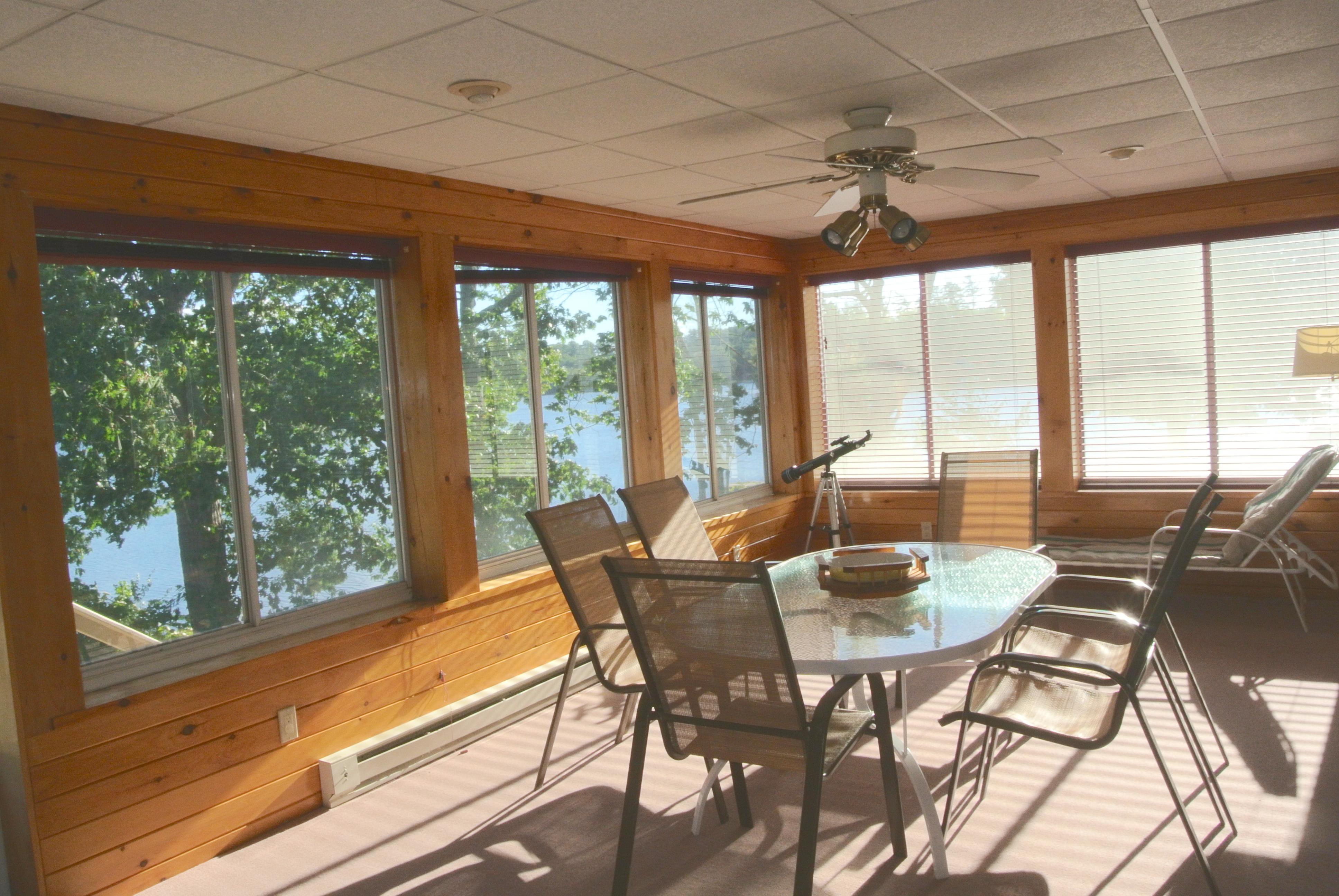 Lake Winnisquam Real Estate views for porch