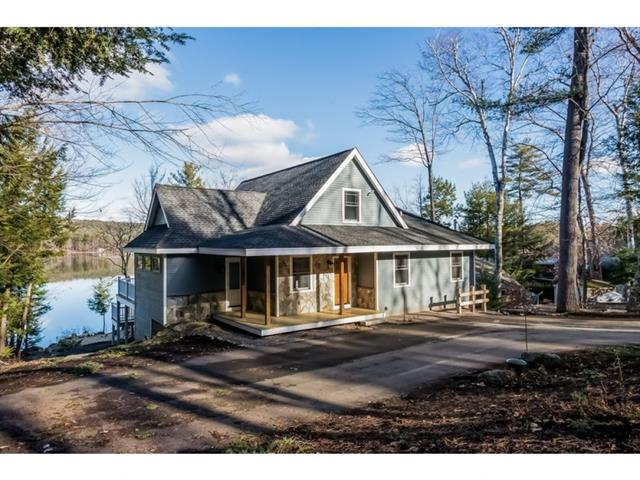 Lake Sunapee Real Estate - Lovely lakefront sunapee home