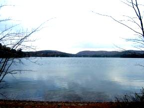 otter pond read estate for sale - view of otter pond -