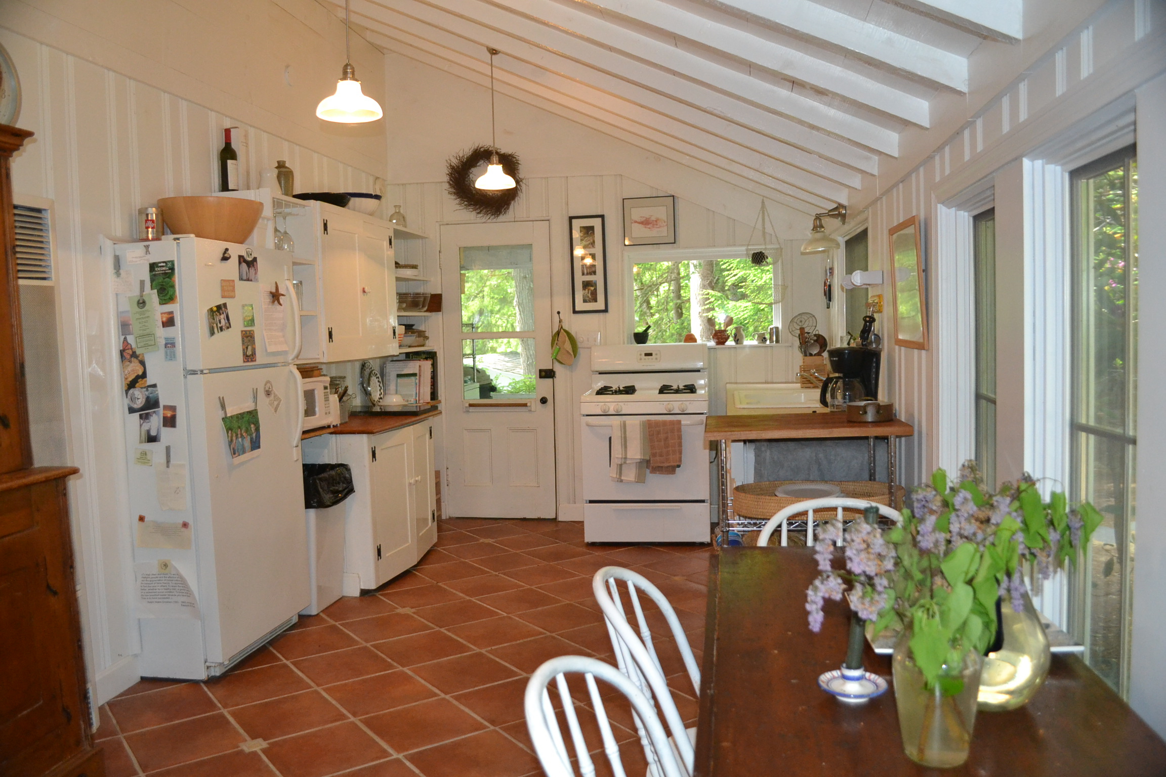 Great East Lake Real Estate for Sale - Cabin for sale on Great East Lake