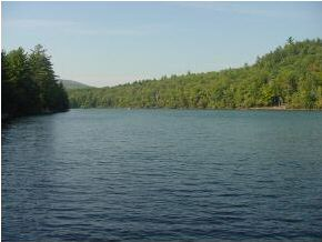 NH waterfront homes for sale - lake view