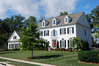 Colonial Home in New Seabury