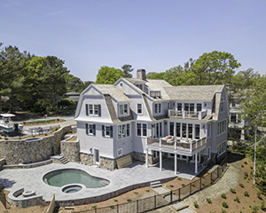 Mashpee MA Cape Cod Home in New Seabury