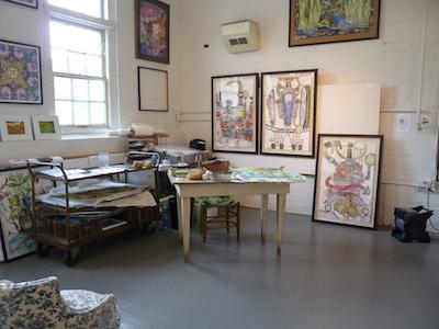 Asheville Area Art Galleries