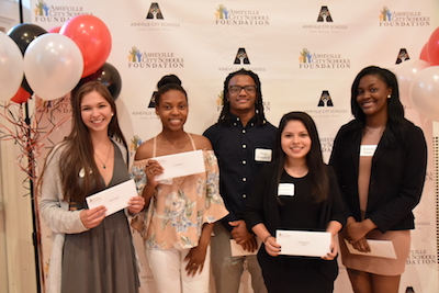 Asheville City Schools Scholarships