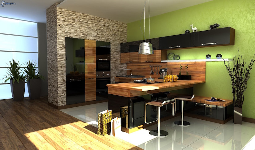 & Green Thinking Takes Center Stage in Todayu0027s Interior Design