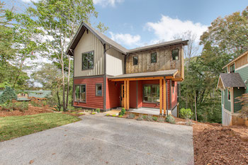 Asheville Green Homes for Sale