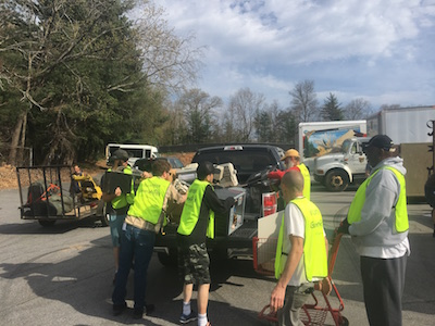 Asheville Greenworks Hard to Recycle