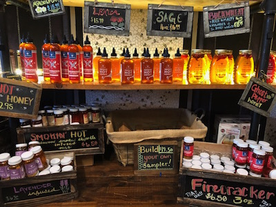 Asheville Local Gifts for Holidays