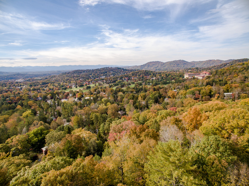 Asheville Neighborhoods Near Parks