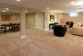 Basement Staging