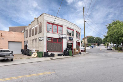Commercial Investment Property Asheville