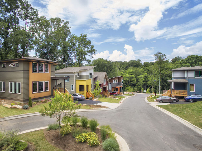 Craggy Park West Asheville New Homes