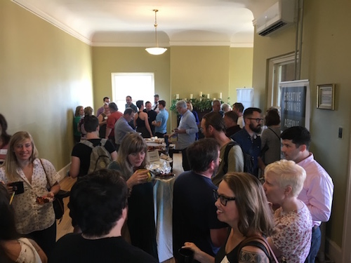Creative Networking in Asheville NC