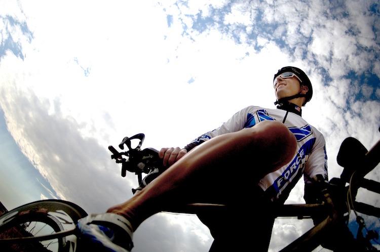 Cycling Asheville