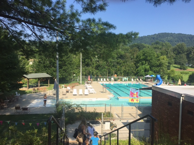 Haw Creek Pool Asheville