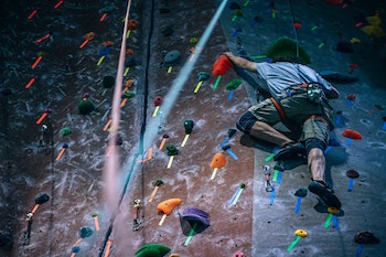 Indoor Rock Climbing Asheville