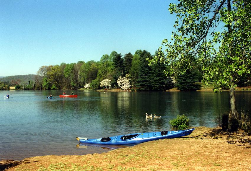 Lake Julian Arden NC