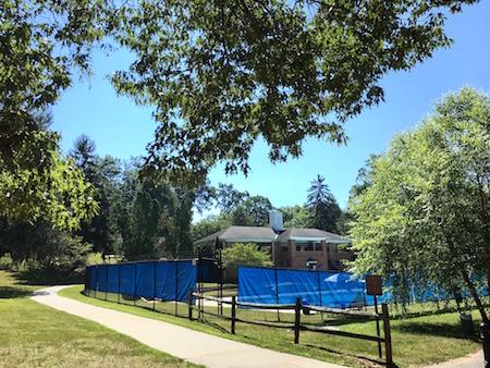 Malvern Hills Pool Asheville