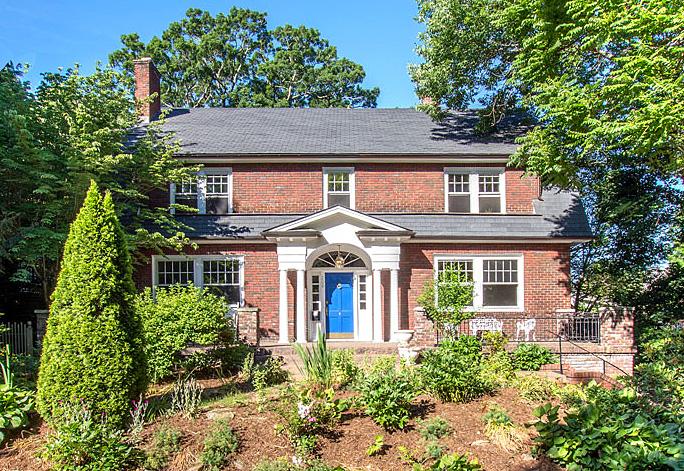 Montford Colonial Revival