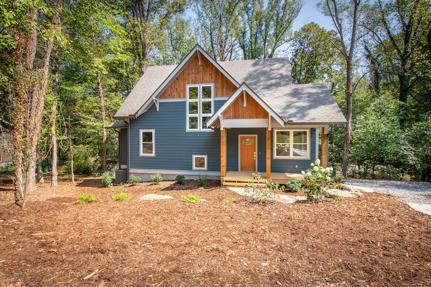 New Construction Homes in Asheville