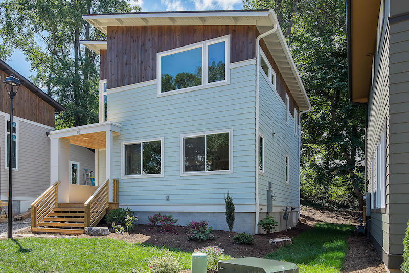 New Green Home Asheville NC