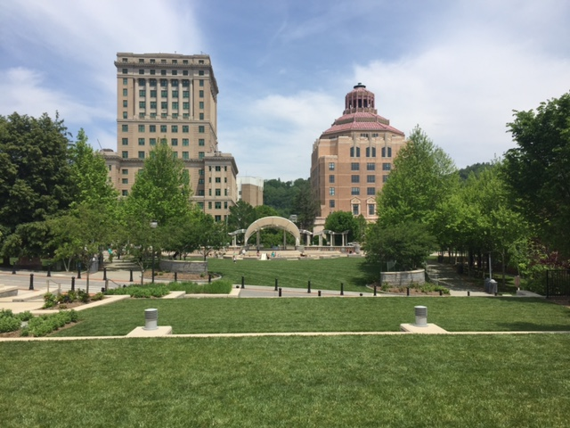 Pack Square Park Asheville
